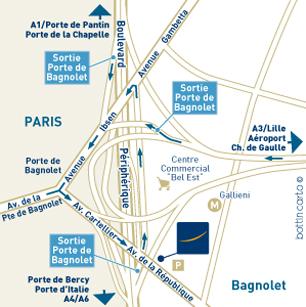 Access suave dance festival - Gare routiere paris gallieni porte bagnolet ...